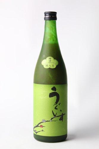 山口酒造場 特選梅酒うぐいすとまり 鶯とろ 720ml