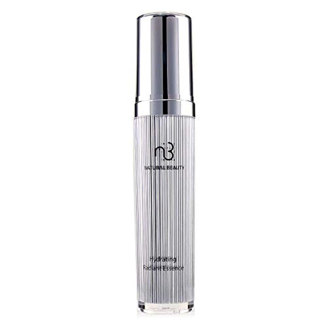 傾く船形麻痺自然の美 ハイドレイティングラディアントエッセンス Natural Beauty Hydrating Radiant Essence 50ml/1.7oz並行輸入品