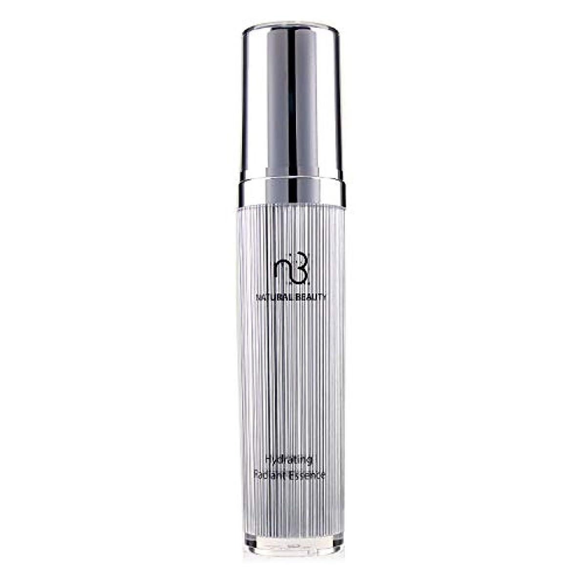 ポール赤外線アンケート自然の美 ハイドレイティングラディアントエッセンス Natural Beauty Hydrating Radiant Essence 50ml/1.7oz並行輸入品