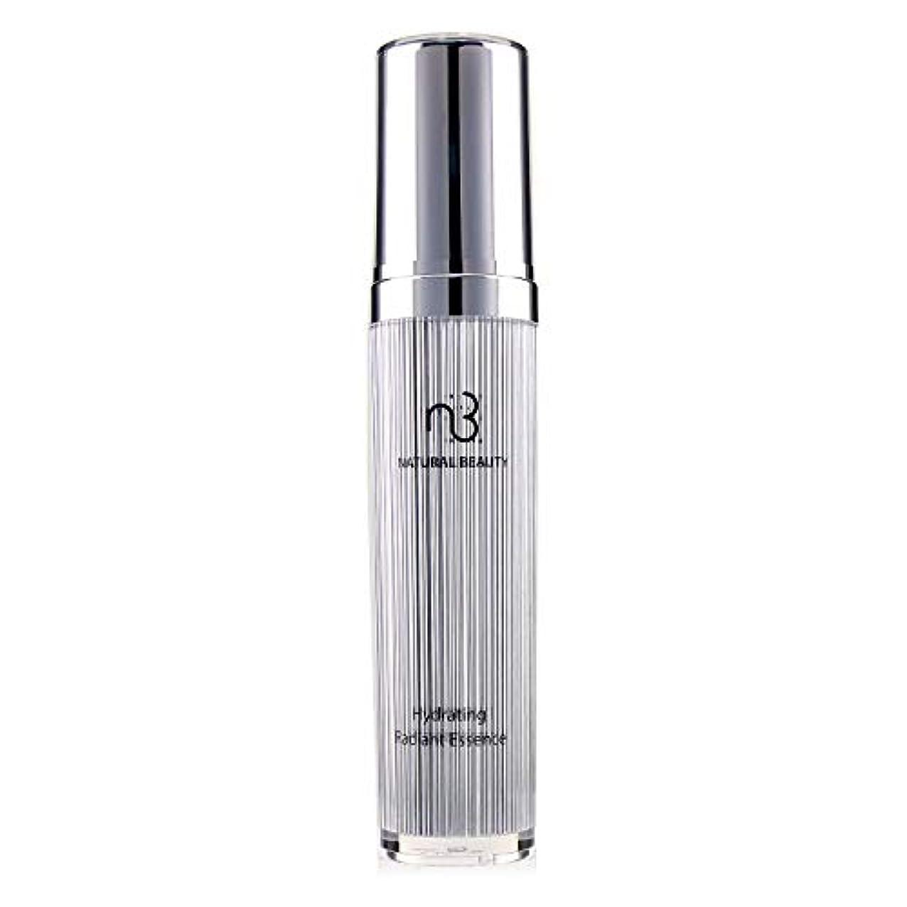 モーター船乗り高音自然の美 ハイドレイティングラディアントエッセンス Natural Beauty Hydrating Radiant Essence 50ml/1.7oz並行輸入品