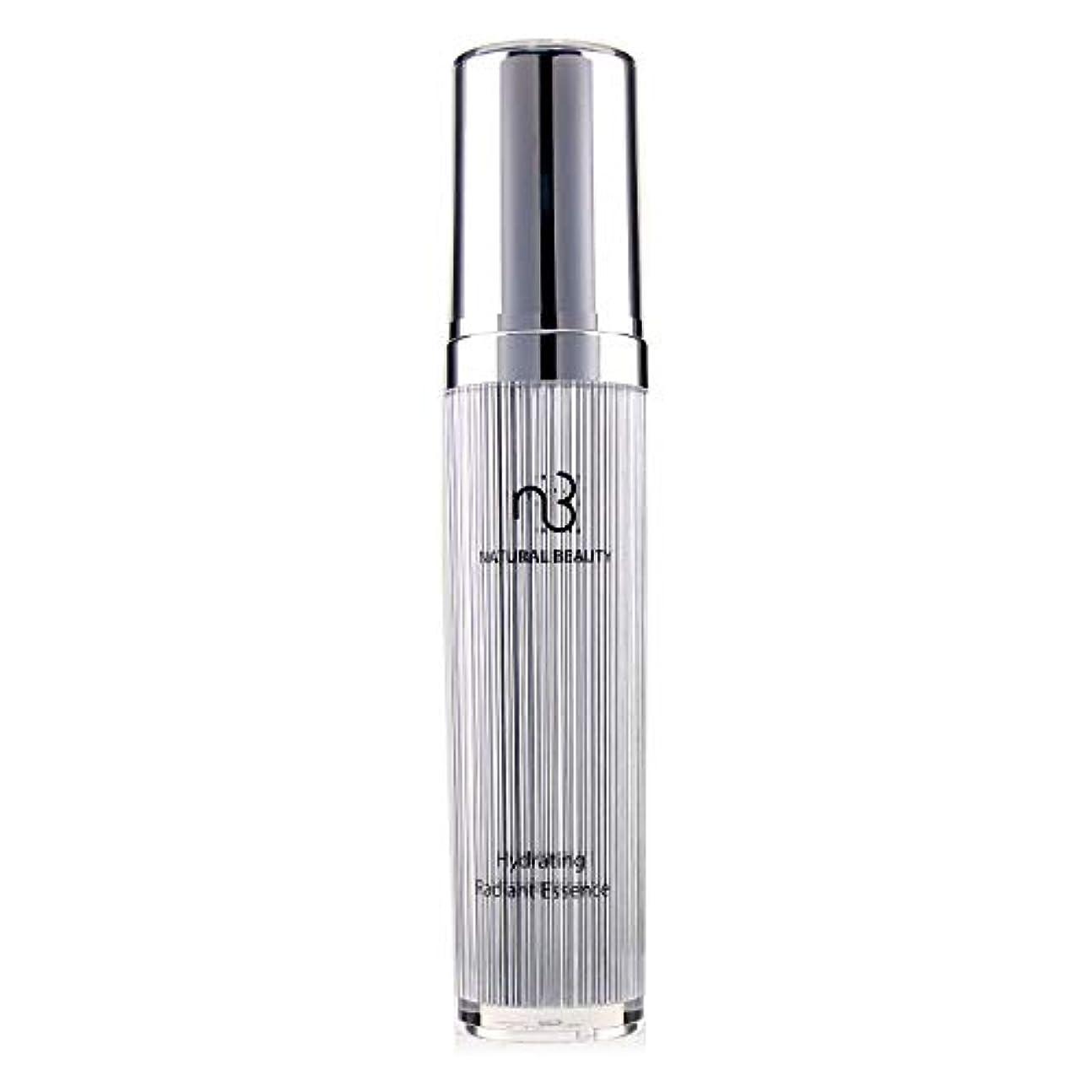 悲観的解明する摘む自然の美 ハイドレイティングラディアントエッセンス Natural Beauty Hydrating Radiant Essence 50ml/1.7oz並行輸入品
