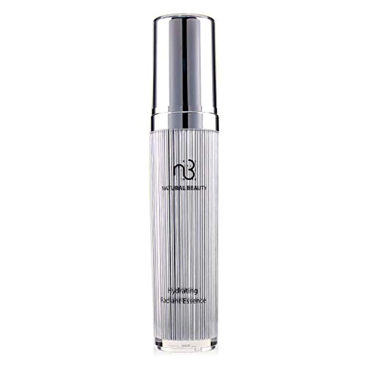 排泄するラベ吸う自然の美 ハイドレイティングラディアントエッセンス Natural Beauty Hydrating Radiant Essence 50ml/1.7oz並行輸入品