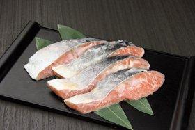 山行ヤマキ水産)銀鮭切身粕漬 70gx5切