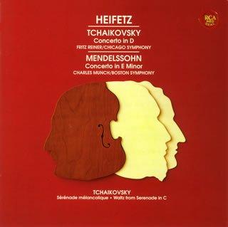 メンデルスゾーン&チャイコフスキー:ヴァイオリン協奏曲の詳細を見る