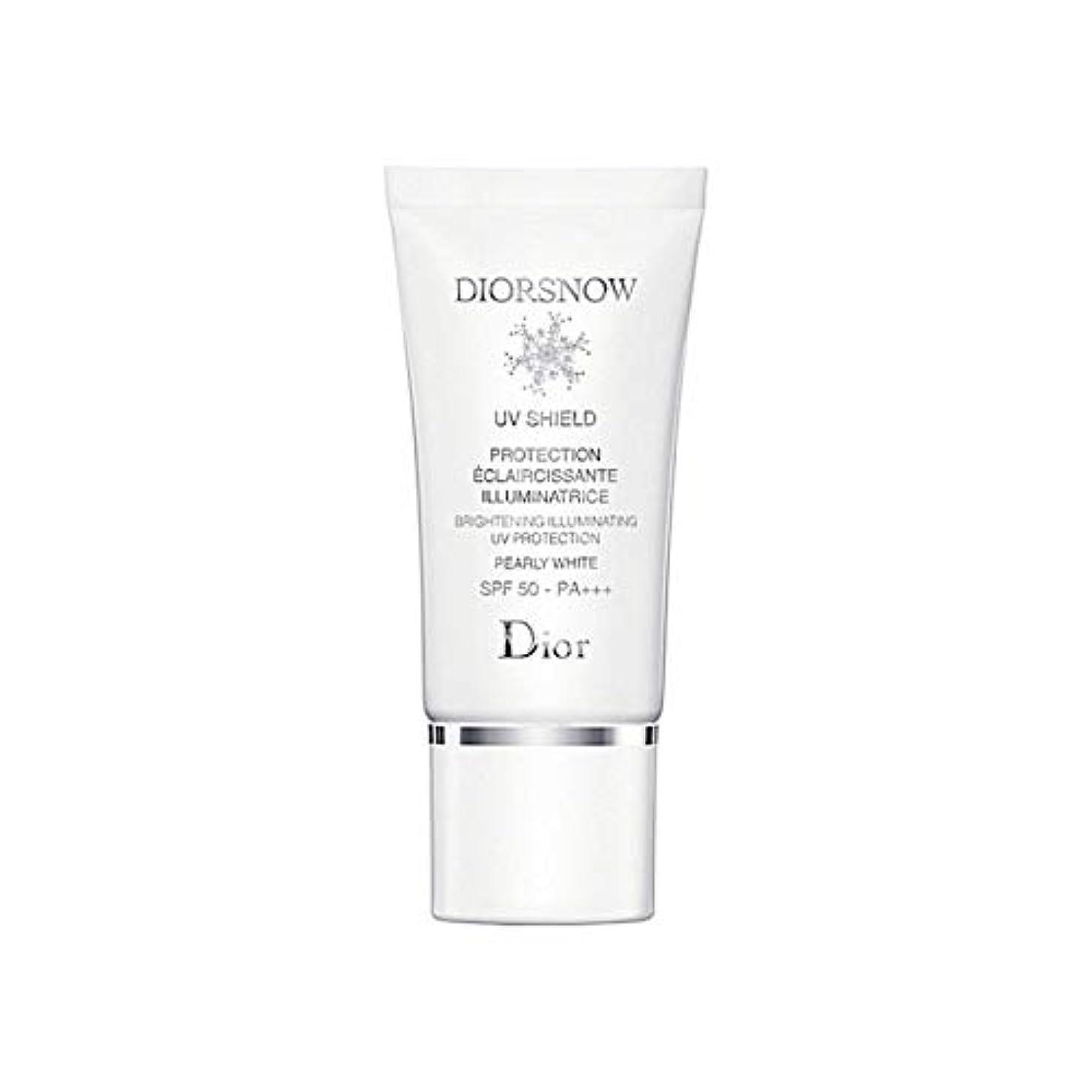 ハイキング魚とんでもない[Dior] ディオールディオールスノー増白照明Uvプロテクション真珠のような白Spf50 - Dior Diorsnow Brightening Illuminating Uv Protection Pearly White...