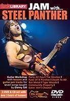 Jam With Steel Panther (CD/2 DVD set). Pour Guitare Électrique