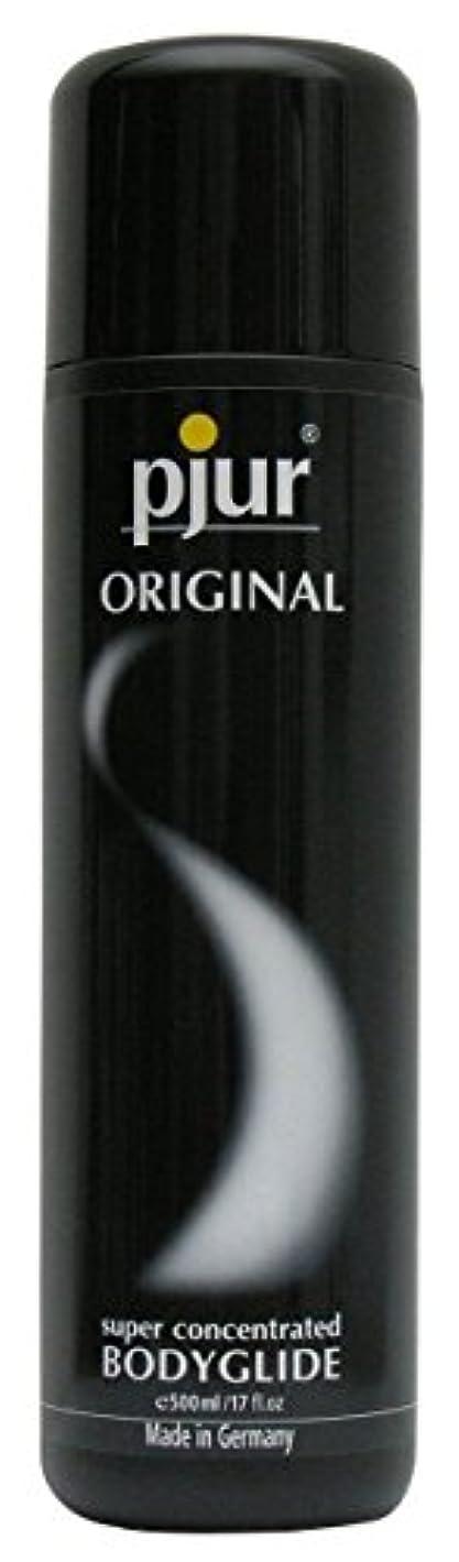 身元化合物相談Pjur Original Bodyglide Big Lubricant - 500ml