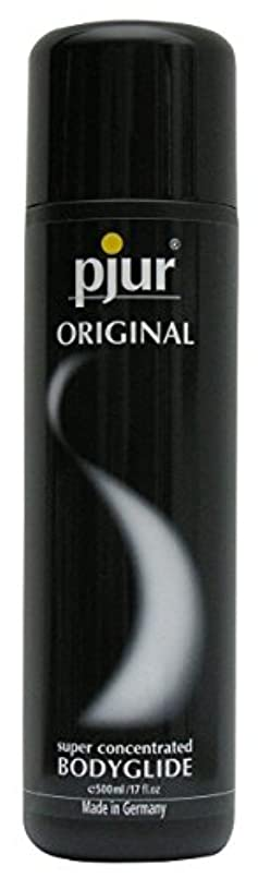 ルネッサンス回る支給Pjur Original Bodyglide Big Lubricant - 500ml