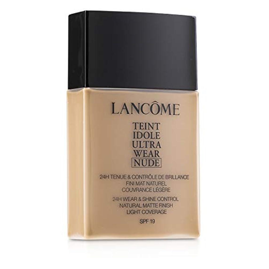 細心の花禁止するランコム Teint Idole Ultra Wear Nude Foundation SPF19 - # 055 Beige Ideal 40ml/1.3oz並行輸入品