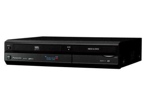 [해외]파나소닉 250GB DVD 레코더 VHS 비디오 일체형 DIGA DMR-XP25V-K/Panasonic 250GB DVD recorder VHS video integrated DIGA DMR-XP25V-K
