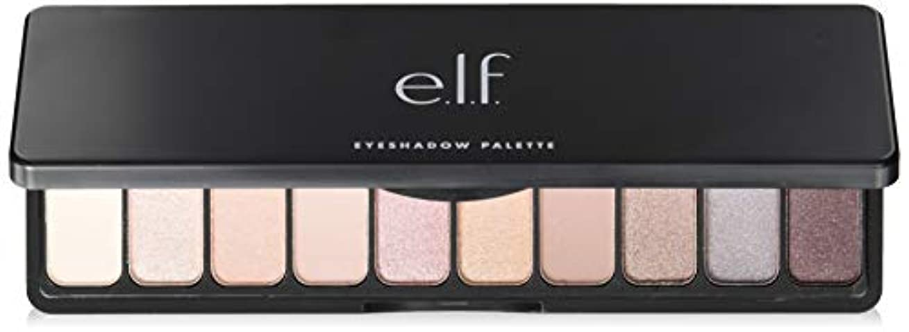 e.l.f. Eyeshadow Palette - Nude Rose Gold(New) (並行輸入品)