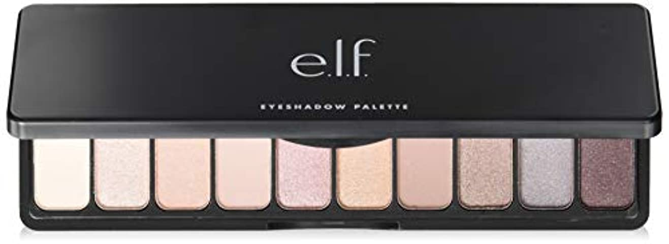 かご脳不調和e.l.f. Eyeshadow Palette - Nude Rose Gold(New) (並行輸入品)
