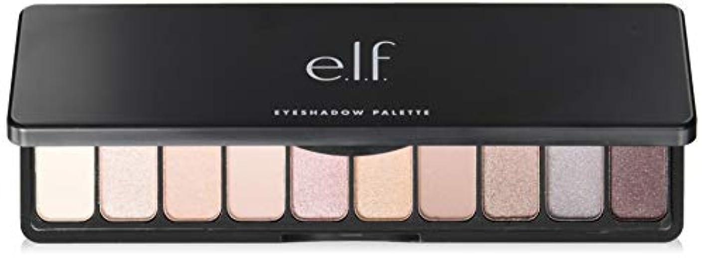 e.l.f. Eyeshadow Palette - Nude Rose Gold(New) (並行輸入品)