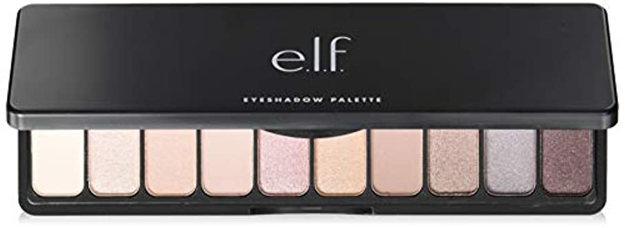 海軍知らせる彼らのe.l.f. Eyeshadow Palette - Nude Rose Gold(New) (並行輸入品)