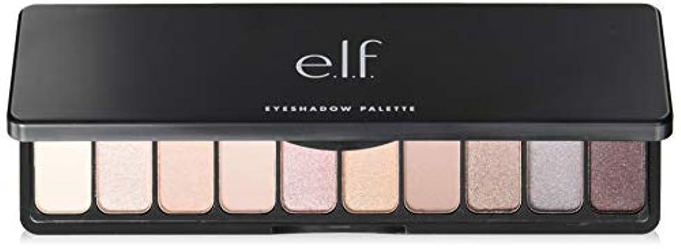 ブランド麺爪e.l.f. Eyeshadow Palette - Nude Rose Gold(New) (並行輸入品)