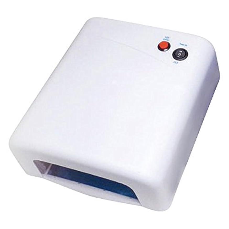 仮定識別ブレーキUVライト36W ホワイト