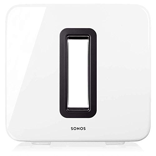 Sonos SUB ワイヤレスサブウーファー ホワイト