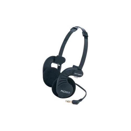 2T37724 - Koss SportaPro Stereo Headphone ヘッドホン(イヤホン)【並行輸入品】