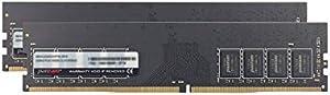 CFD販売 デスクトップPC用 メモリ PC4-19200(DDR4-2400) 8GB×2枚 288pin DIMM (無期限保証)(Panram) W4U2400PS-8G