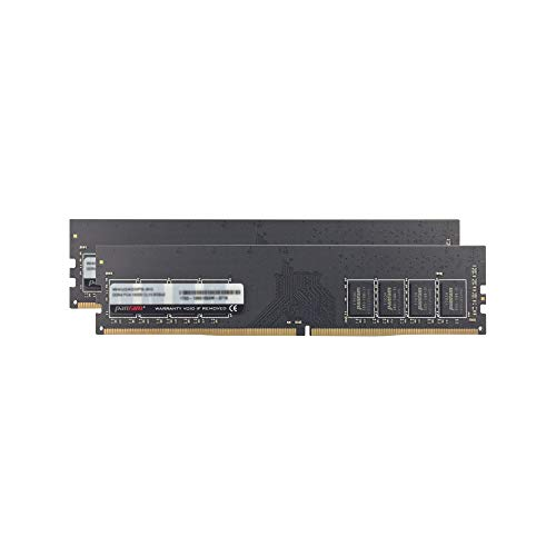 CFD W4U2400PS-8GC17  DDR4-2400/8GB x2枚  デスクトップ用メモリ CFD Panram CL17モデル