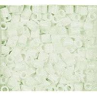 Perler Beads 1,000 Count-Glow Green by Perler