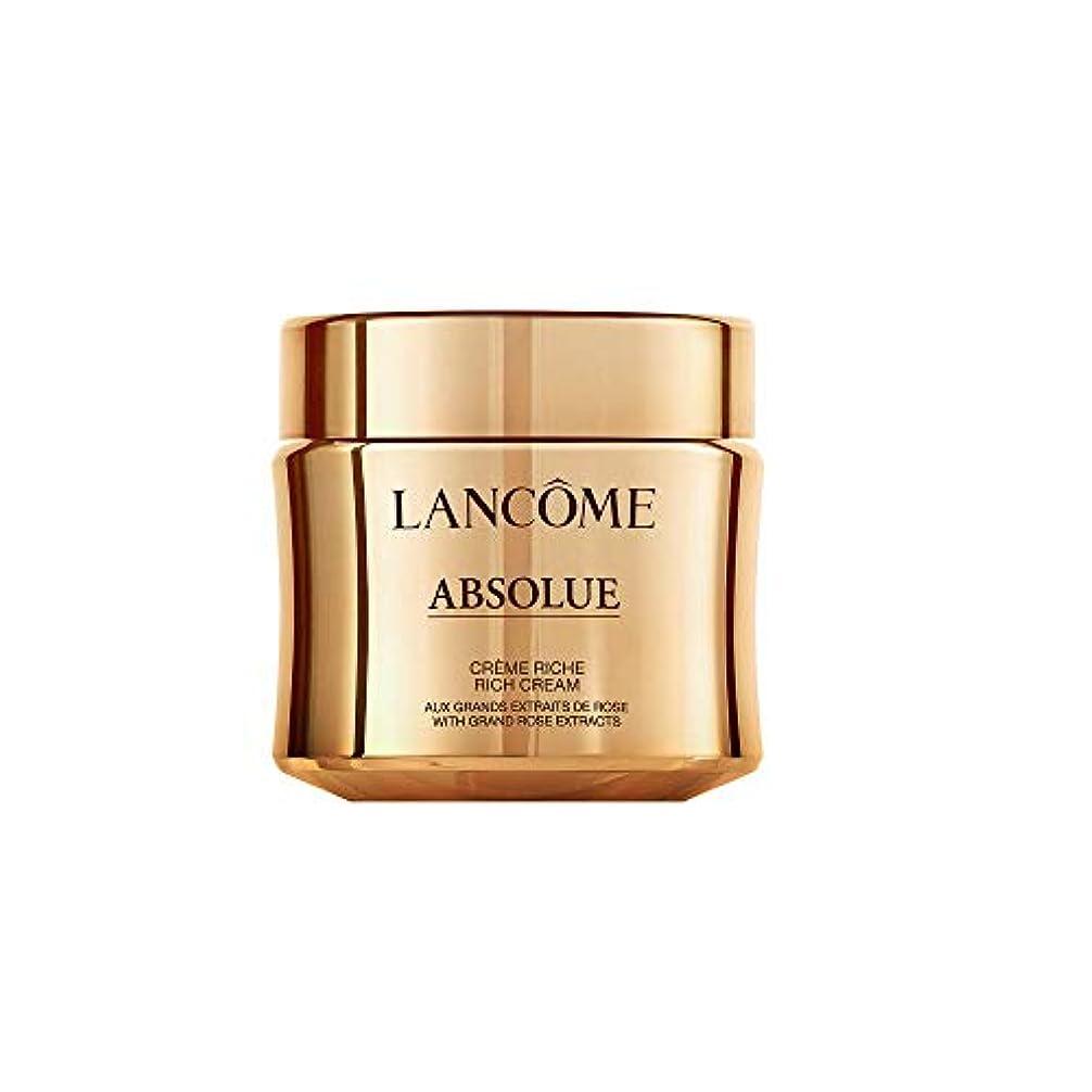タウポ湖適度に罪Lancome Absolue Rich Cream ランコム アプソリュ リッチクリーム 60ml