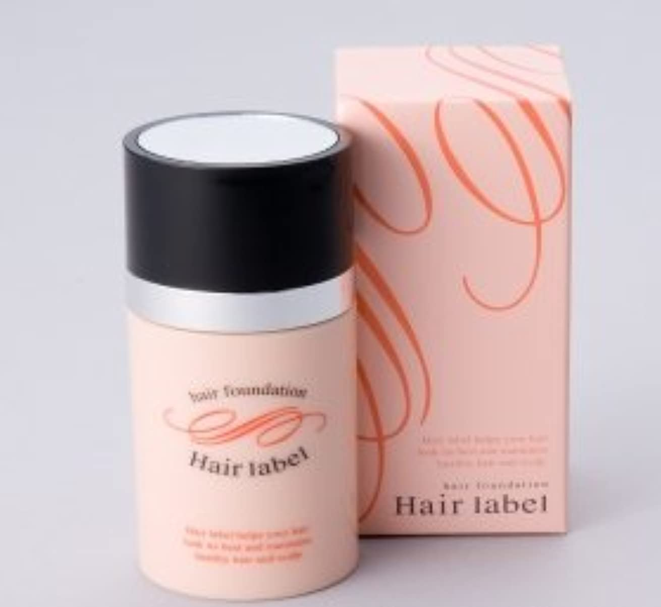 特に反響する不十分なヘアレーベル 女性用 20g ダークブラウン