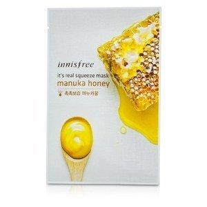 innisfree(イニスフリー) イッツ リアル スクイーズ マスク #Manuka Honey 10pcs [並行輸入品]