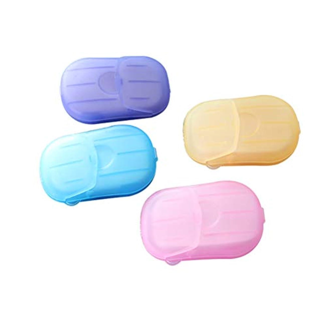 ソーシャル力学ビリーBlight 使い捨て石鹸 香り石鹸 石鹸タブレット ミニペーパーソープ 小型石鹸タブレット 家庭 外出 旅行 除菌 手洗い お風呂
