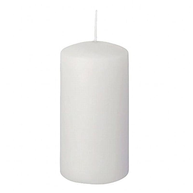 材料子供時代聞きますヤンキーキャンドル(YANKEE CANDLE) 4インチピラー50 「 ホワイト 」
