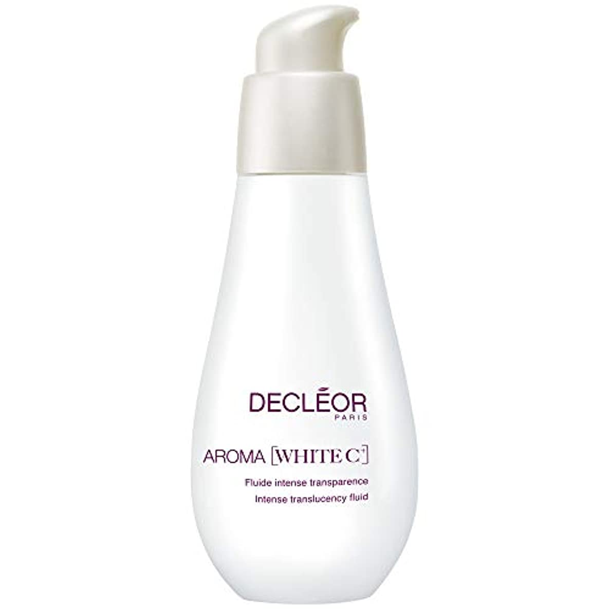 コンピューターゲームをプレイする警告するシニス[Decl?or] デクレオールアロマホワイトC +強烈な半透明の液体50ミリリットル - Decl?or Aroma White C+Intense Translucency Fluid 50ml [並行輸入品]