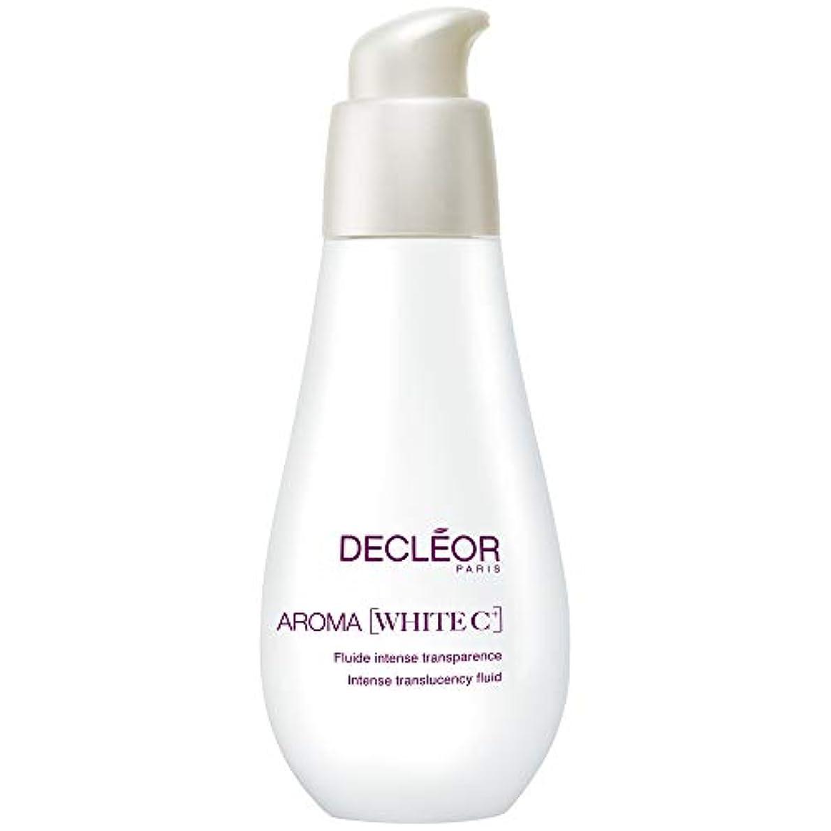電話をかける敬意を表して計器[Decl?or] デクレオールアロマホワイトC +強烈な半透明の液体50ミリリットル - Decl?or Aroma White C+Intense Translucency Fluid 50ml [並行輸入品]
