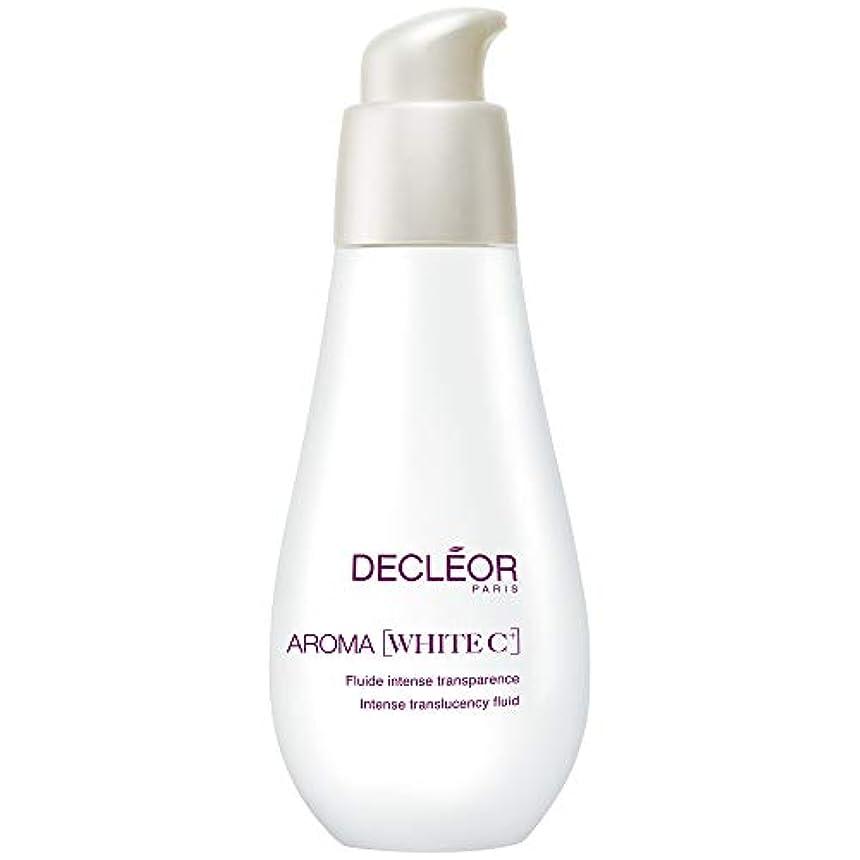 イノセンスコントロール汚染された[Decl?or] デクレオールアロマホワイトC +強烈な半透明の液体50ミリリットル - Decl?or Aroma White C+Intense Translucency Fluid 50ml [並行輸入品]