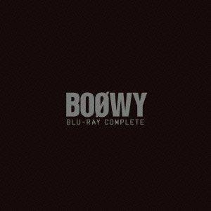 BOΦWY Blu-ray COMPLETE(完全限定生産盤)