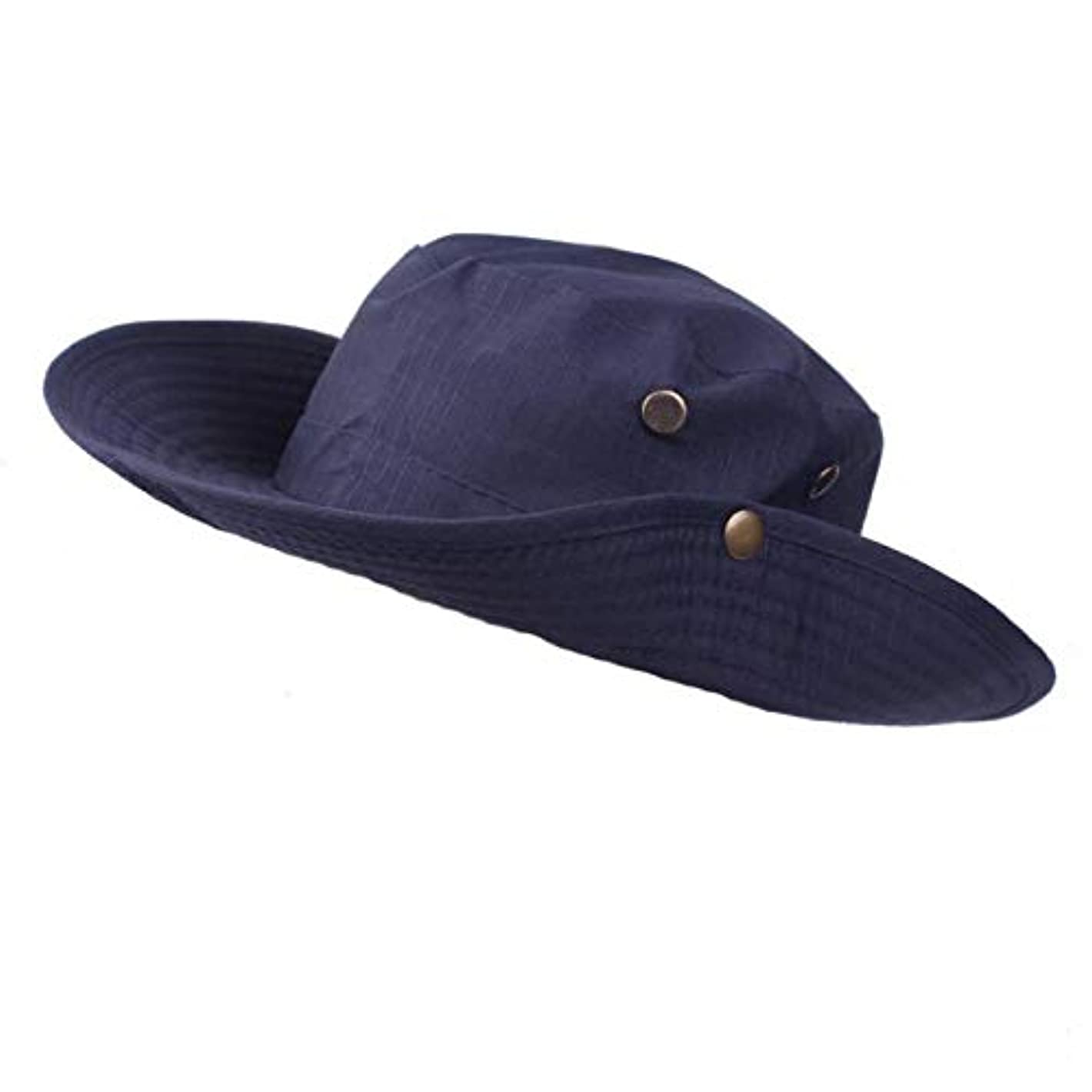感謝する不安ベックスZhiyuan 広いつばの日焼け防止釣り旅行帽子