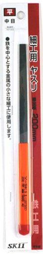 SK11 (エスケー11) 細工用 ヤスリ 中目 B002NAUKF0 1枚目