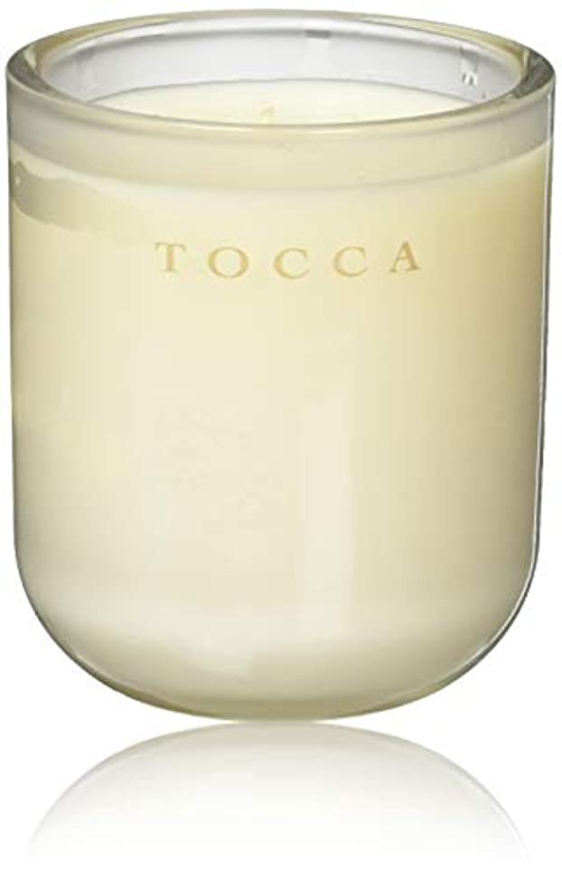 正確さ天井イソギンチャクTOCCA(トッカ) ボヤージュ キャンドル カプリ 287g (ろうそく 芳香 柑橘とメロンの魅惑なシトラスな香り)
