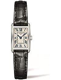buy online 761dd 6e50f Amazon.co.jp: 革バンド - LONGINES(ロンジン): 腕時計
