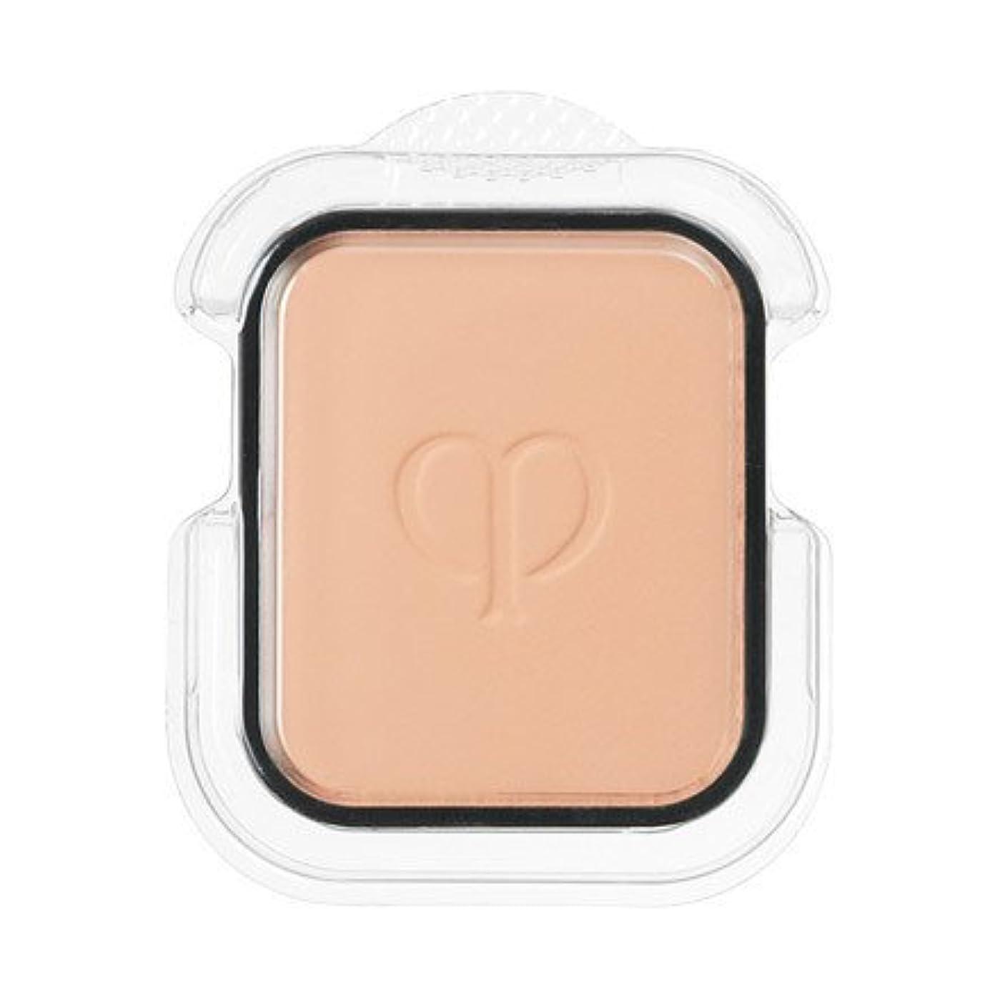 平均一時的表面的な【SHISEIDO(資生堂)】【Cle de Peau Beaute (クレ・ド・ポー ボーテ) 】タンプードルエクラ (レフィル) ピンクオークル 10