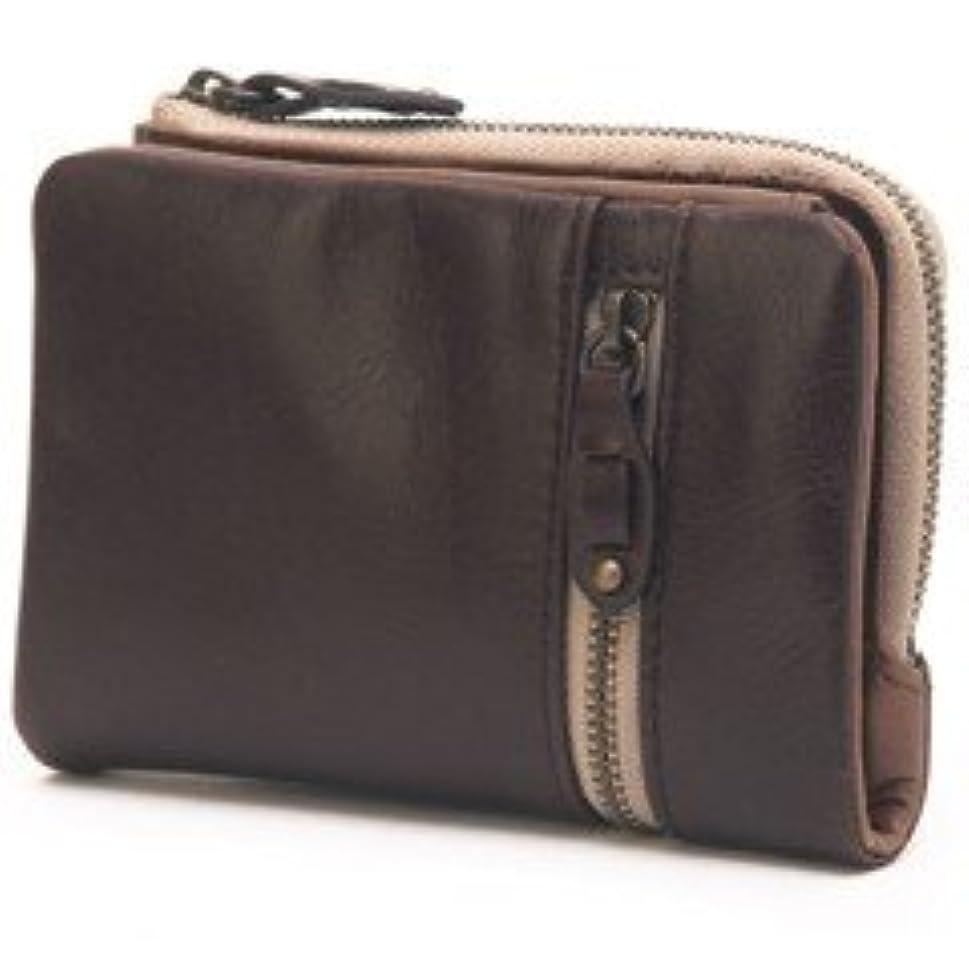純度落ち着かないくすぐったい(ダコタ ブラックレーベル) Dakota BLACK LABEL 二つ折り財布 [バルバロ] 624700(623000)