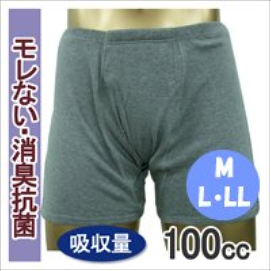 十植木オピエート33015-1-L 【1枚】男性用尿漏れパンツ 失禁パンツ トランクス しっかり安心タイプ 100cc Lサイズ