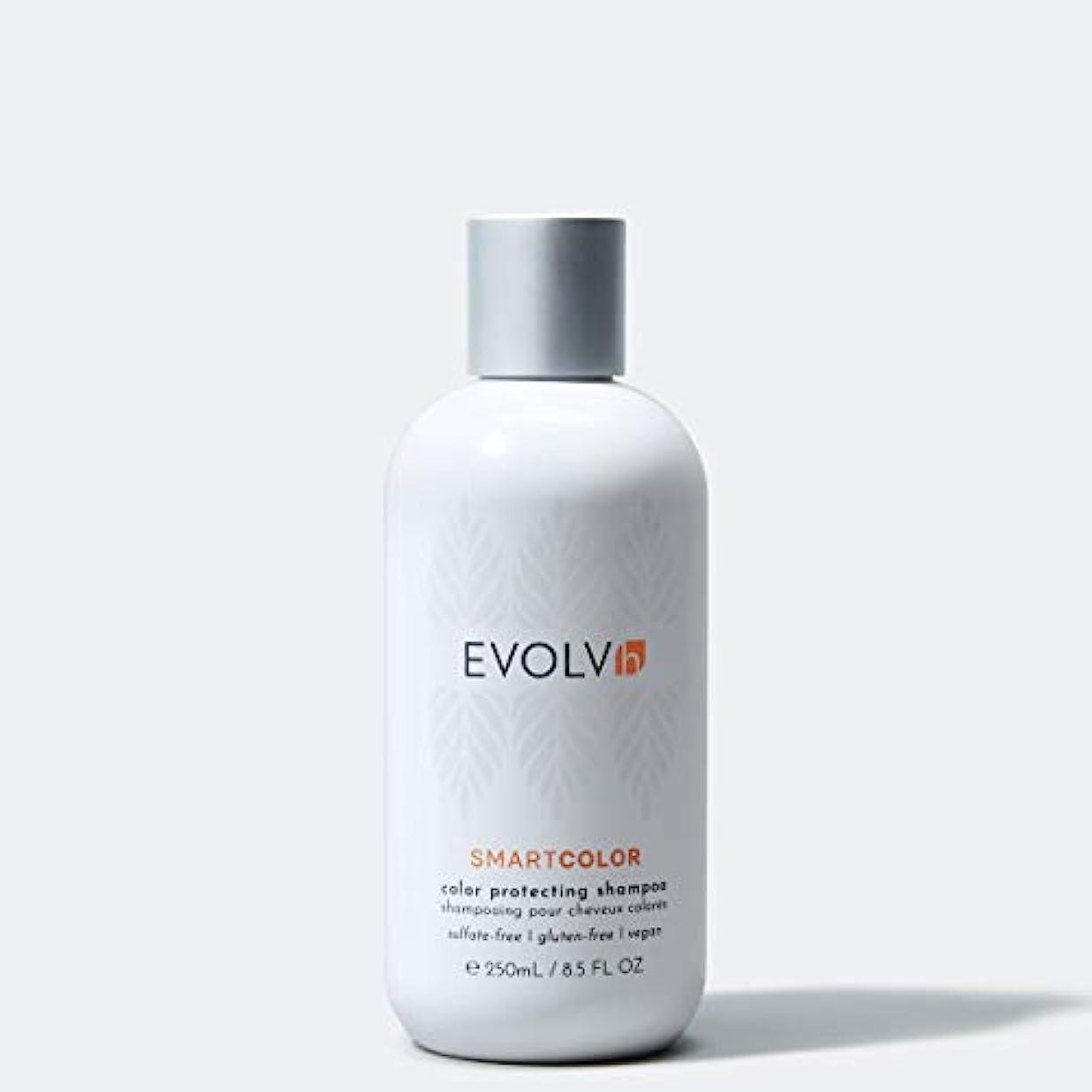 解放秘密の結論EVOLVh SmartColor Color Protecting Shampoo 250ml/8.5oz並行輸入品