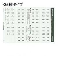 パナソニック(Panasonic) フルカラーネームSWカード・住宅用 WV8309