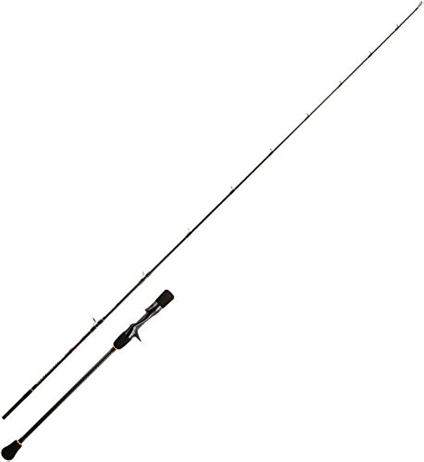 刺激する芸術外交官メジャークラフト ジギングロッド ベイト 3代目 クロステージ ジギング CRXJ-B63/4SJ 6.3フィート 釣り竿