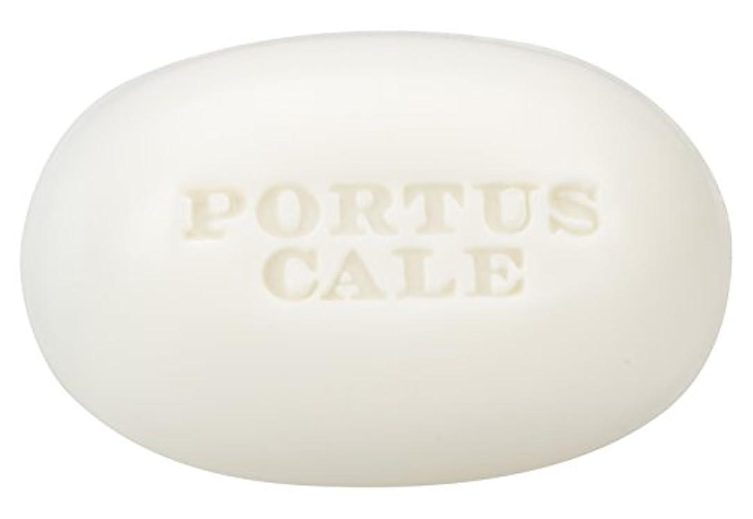 プロジェクター昼食白鳥Portus Cale アロマティックソープ アクア 150g