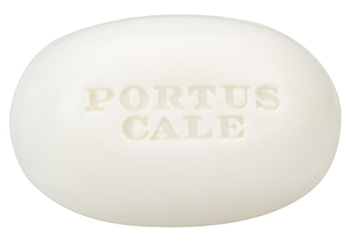 アーサー節約する血色の良いPortus Cale アロマティックソープ アクア 150g