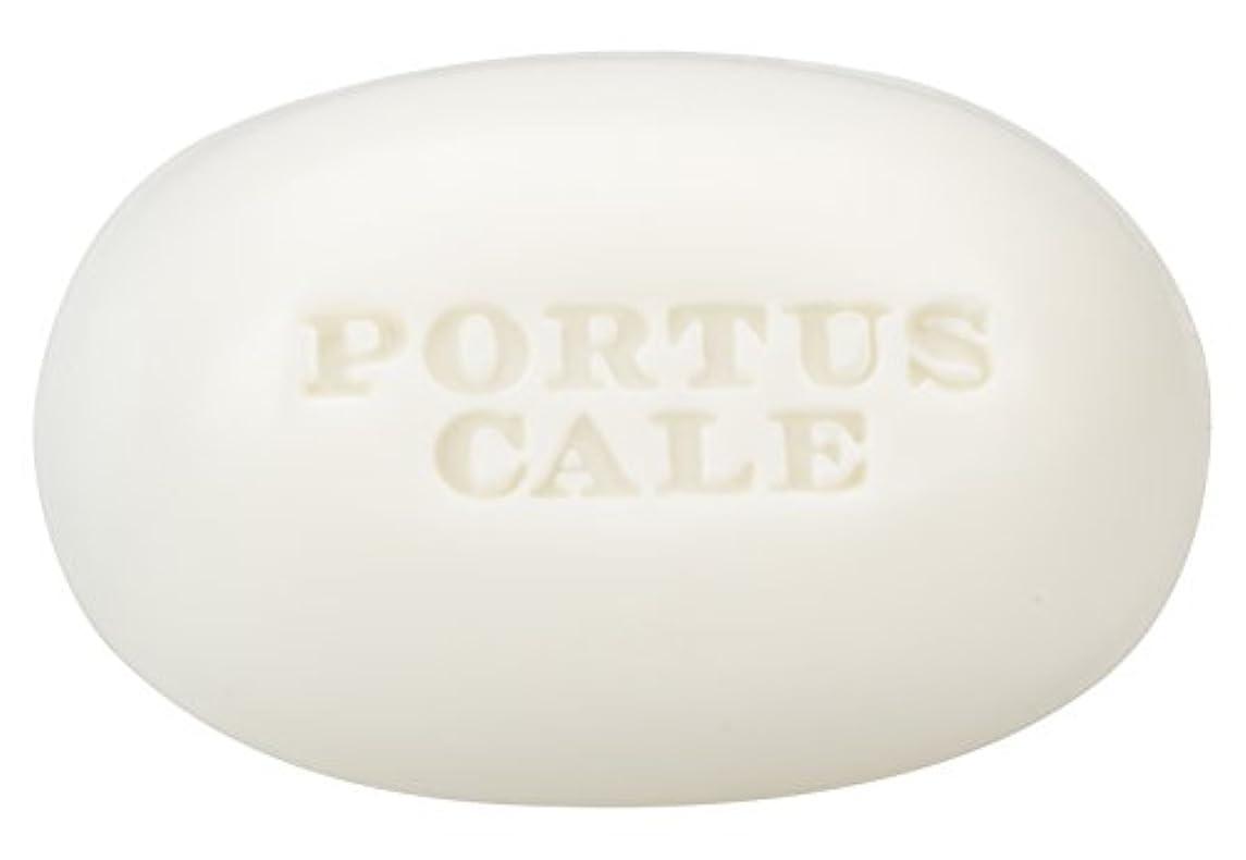 足不機嫌そうな凍るPortus Cale アロマティックソープ アクア 150g