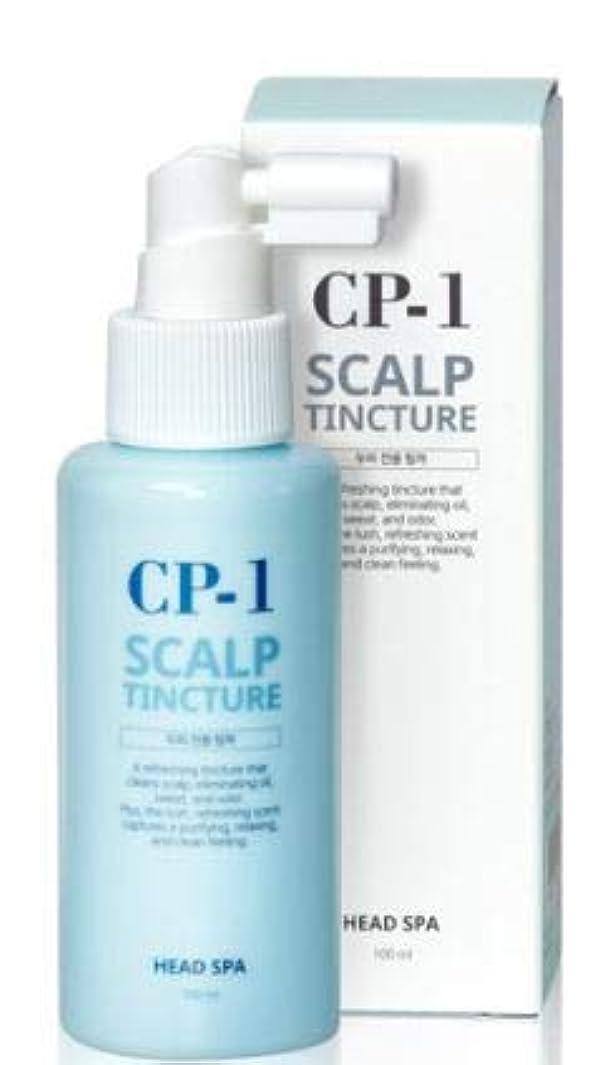 悪質なムスタチオ解放[CP-1] SCALP TINCTURE/CP-1ティーツリーミスト100ml [並行輸入品]