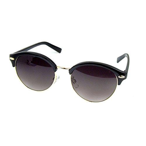 サーモント ブロー サングラス ブラック UVカット 紫外線...