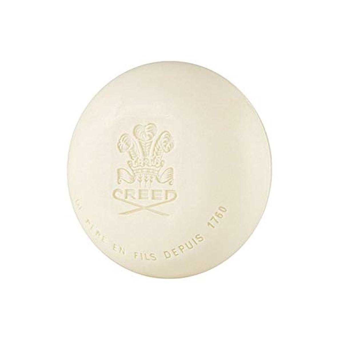 同情販売計画ロール[Creed ] 信条グリーンアイリッシュツイード石鹸150グラム - Creed Green Irish Tweed Soap 150G [並行輸入品]